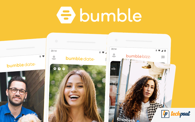 bumble - android and iOS