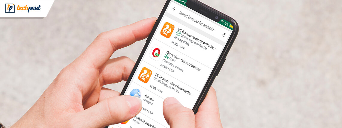 9 Best Lightweight Mobile Browsers For Android in 2020