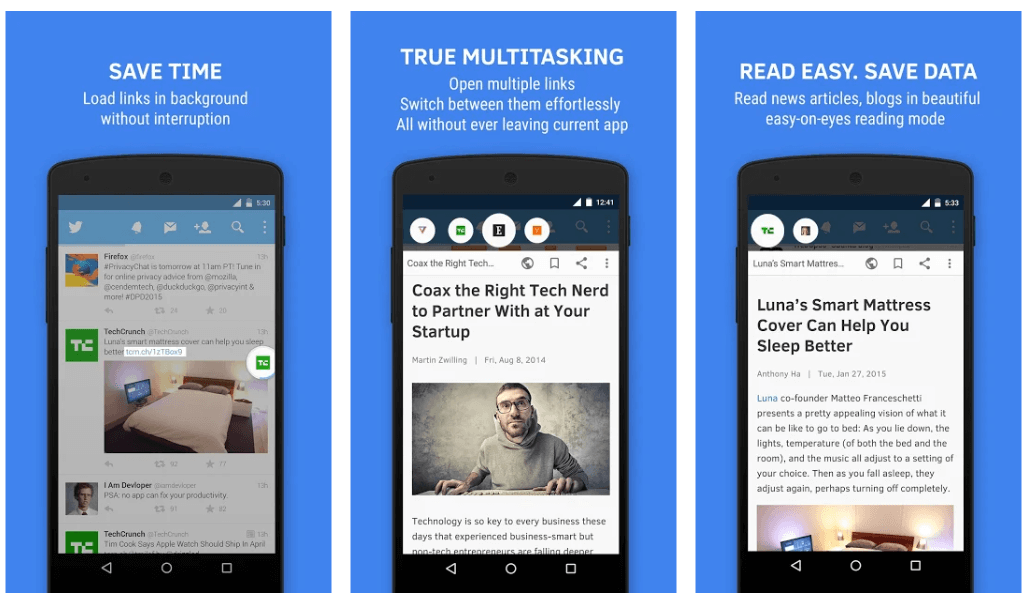 Flynx -  Mobile Browser For Android