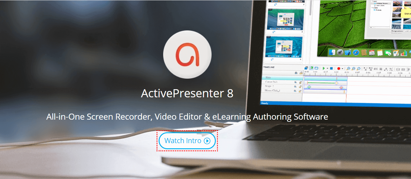 Active Presenter - Screen Recorder Software