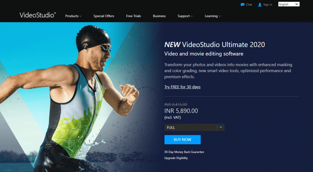 Corel VideoStudio - Best Video Editing Software