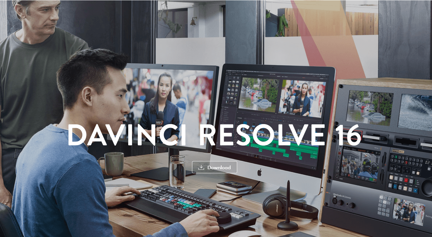 DaVinci Resolve - Best Video Editing Software