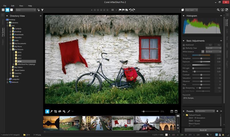 AfterShot Pro 2 - Best Photo Organizer