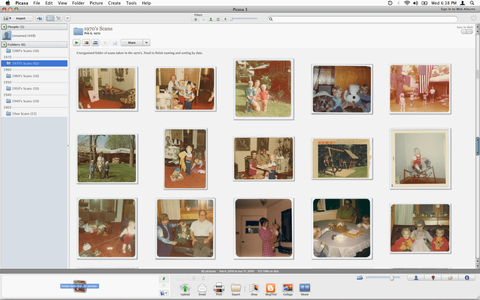 Google Picasa- Image Management App