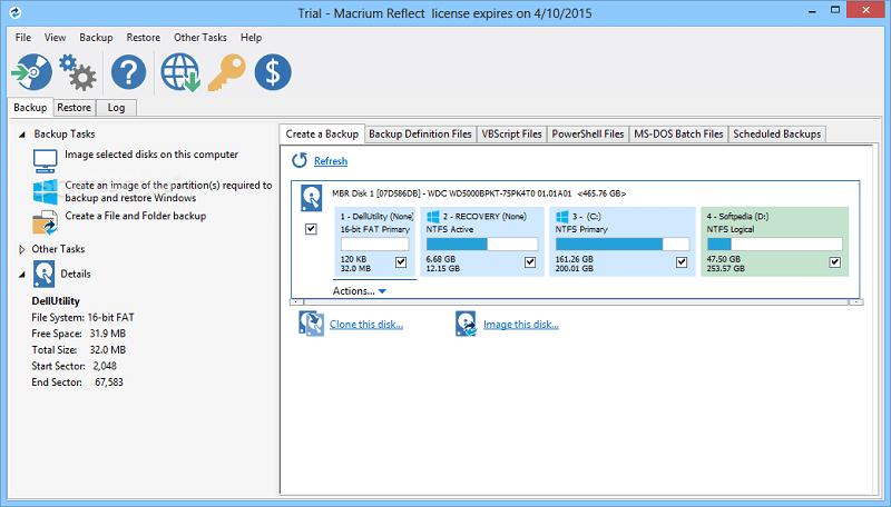 Macrium Reflect - Best Disk Cloning Software