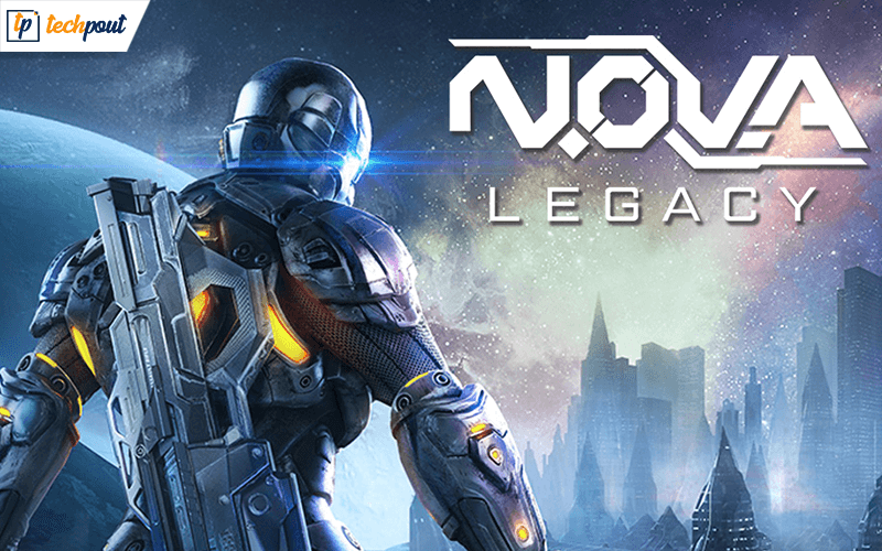 N.O.V.A Legacy - Best Offline Android Game