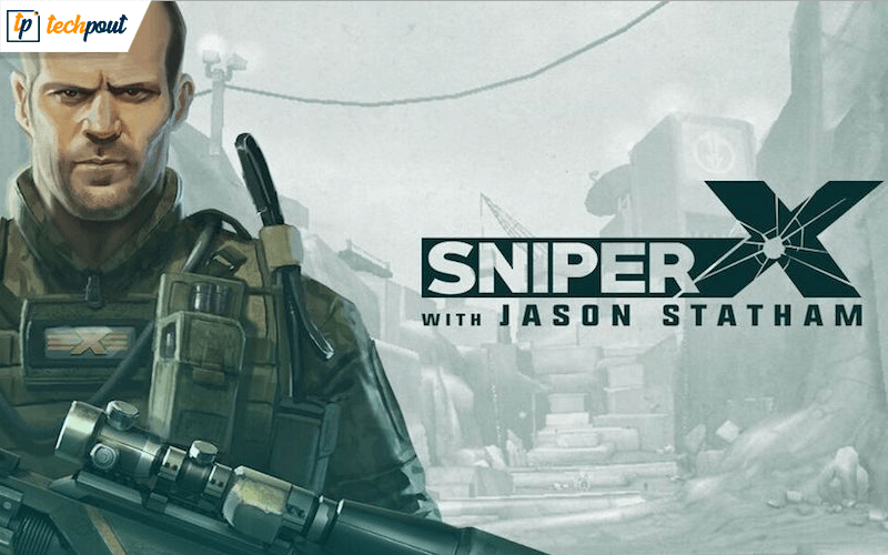 Sniper X With Jason Statham Shooting Game
