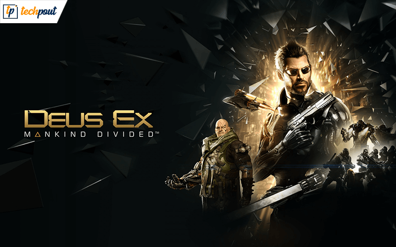 Deus Ex - Best Offline Shooting Game For Android