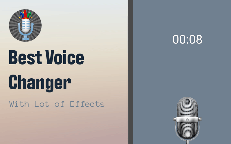 Best live voice changer app for Android