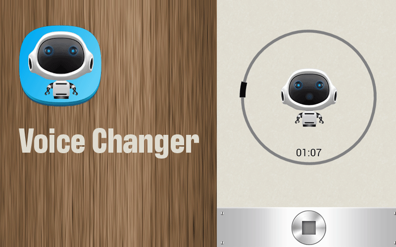 Best robot voice changer app