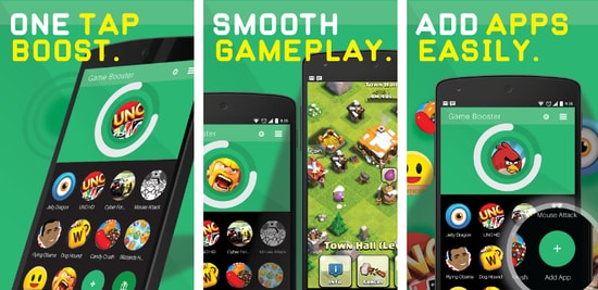 Game Booster - Speed Up Phone