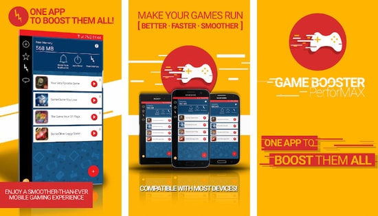 Game Booster PerforMAX - By Internet Tools