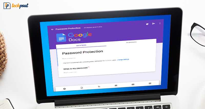 How to Password Protect Google Doc