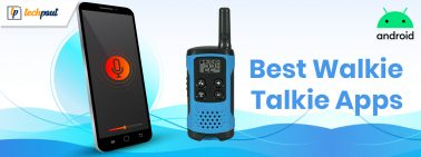 5 Best Walkie Talkie Apps For Android and iPhone in 2021