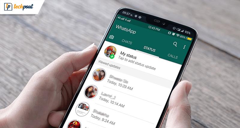How to Save 'WhatsApp Status'