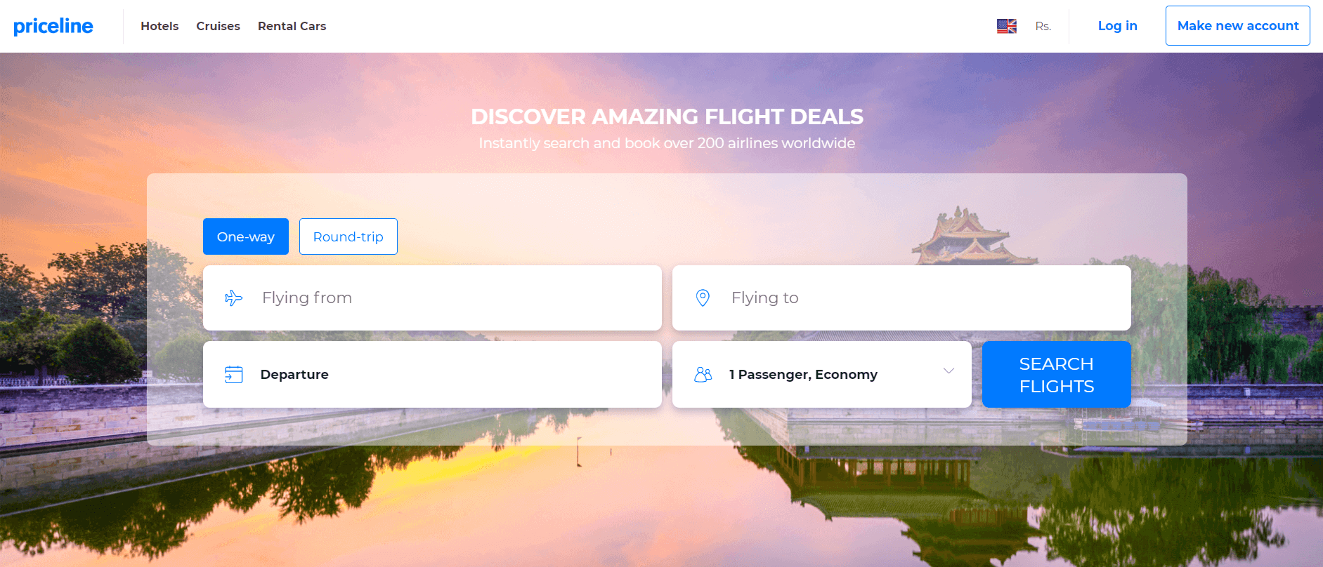 Priceline - Best Site For Travel Booking