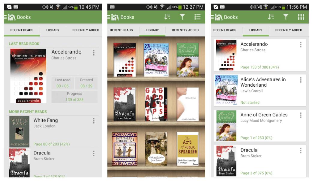 Aldiko Book Reader - Best Reading App