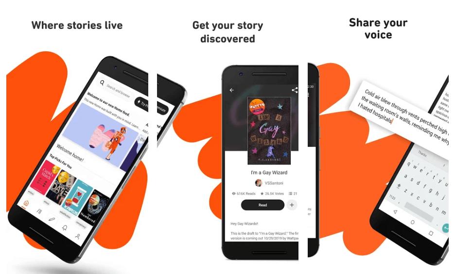 Wattpad - Best Reading App