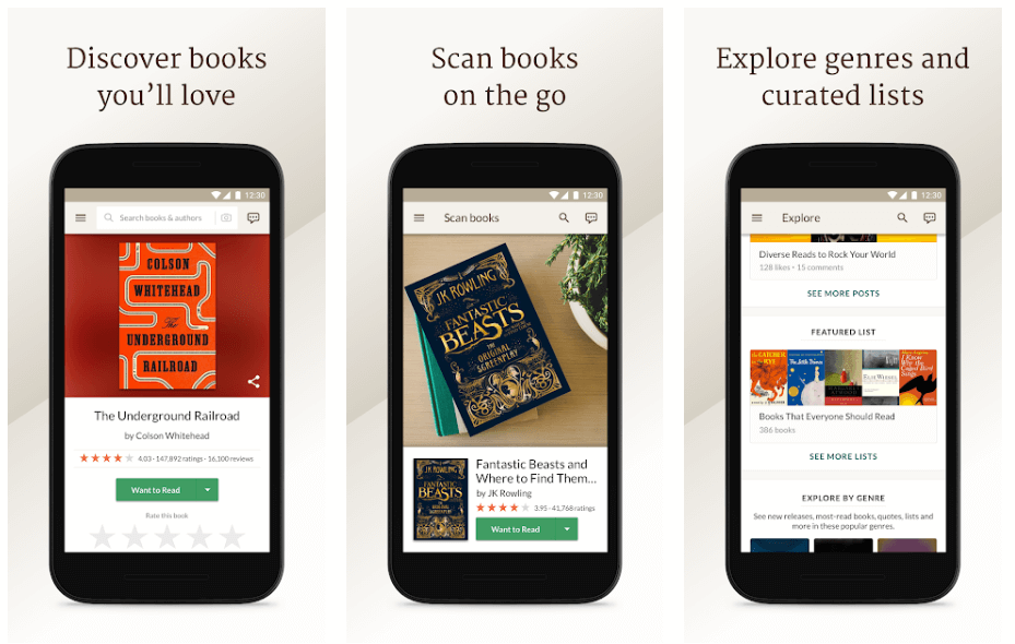 Goodreads - Best Reading App For Android & iOS