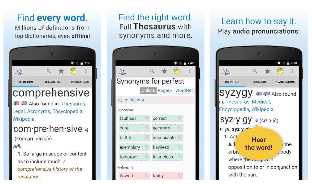 Dictionary - Best Dictionary App For Android