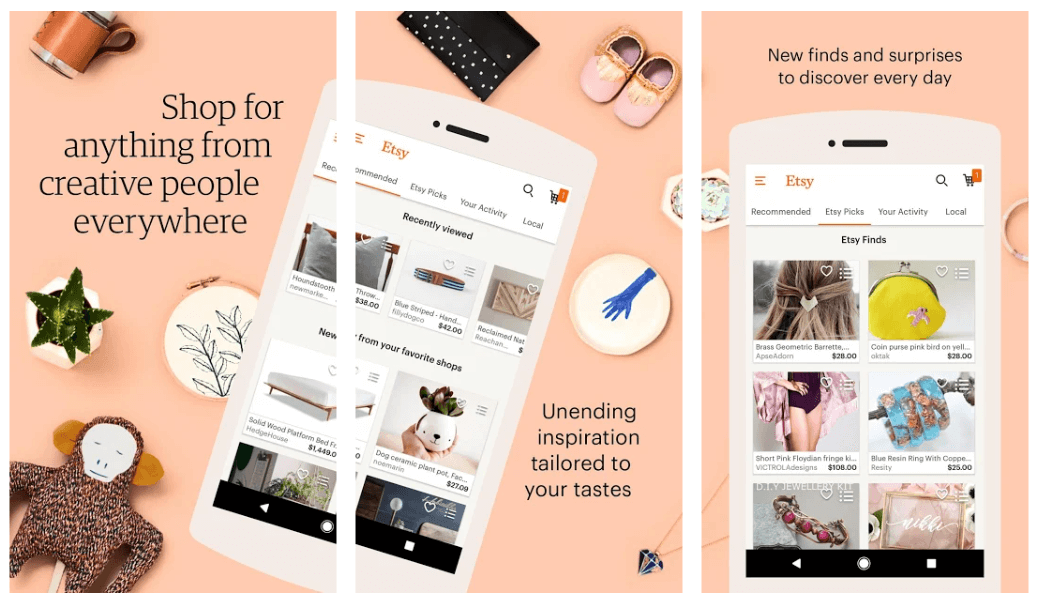 Etsy - Online Shopping App