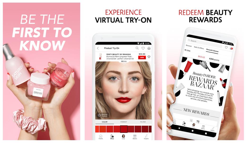 Sephora - Free Online Shopping App