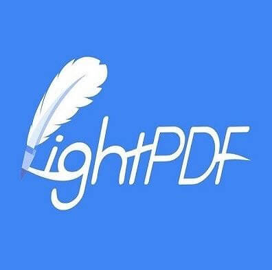 Convert PDF to Word Using LightPDF