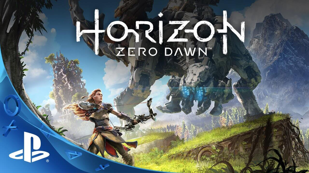 Horizon - Vest PlayStation 4 Game