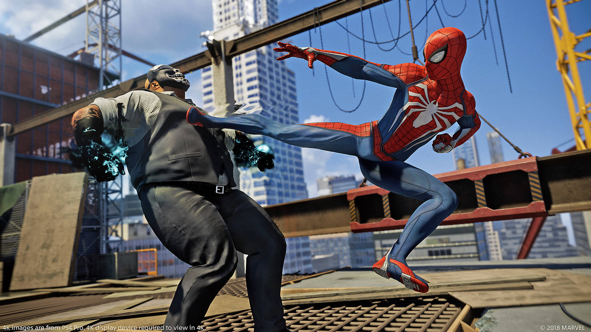 Marvel's SpiderMan - Best PlayStation 4 Game