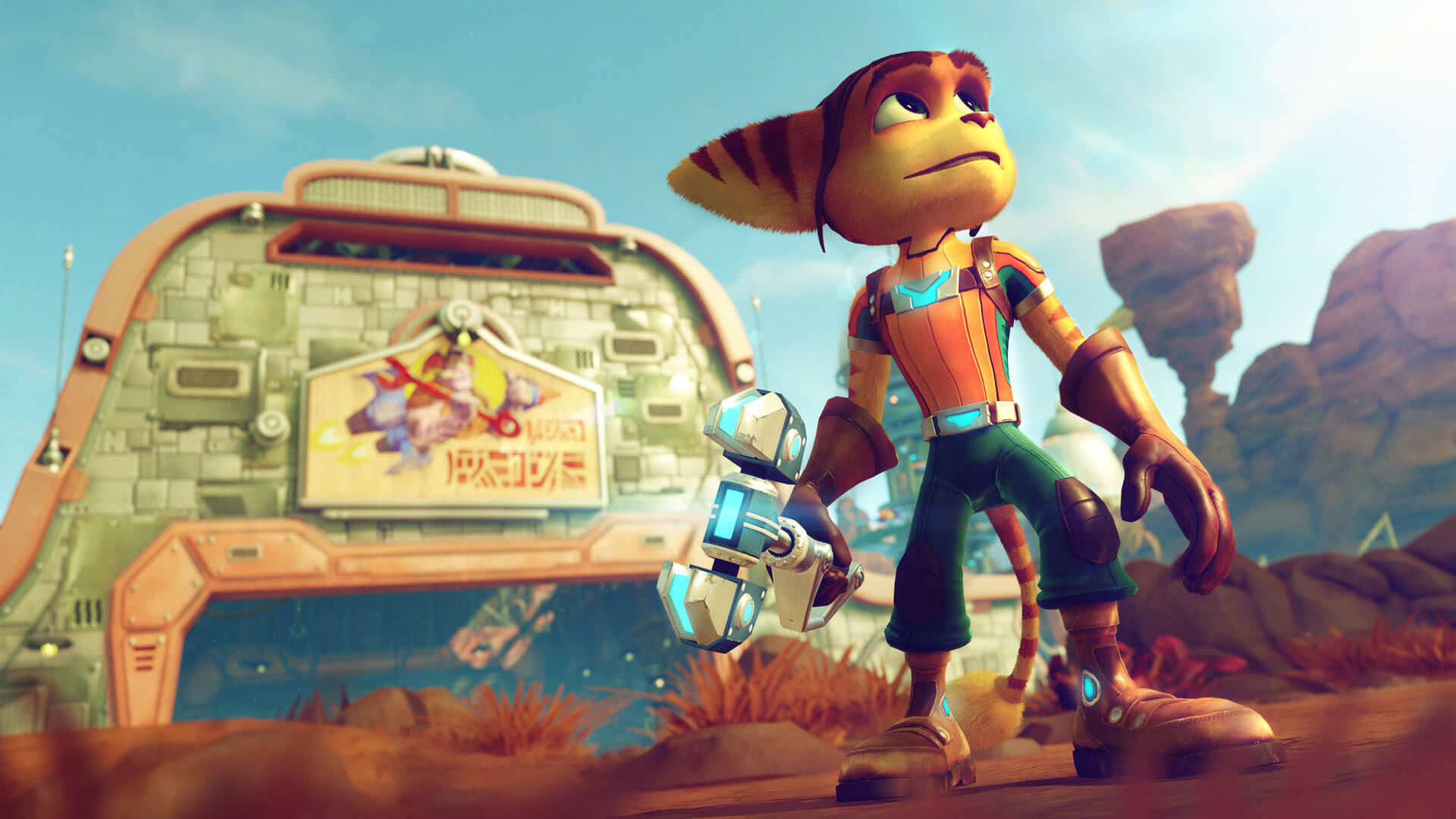 Ratchet & Clank - PS4 Exclusive Game