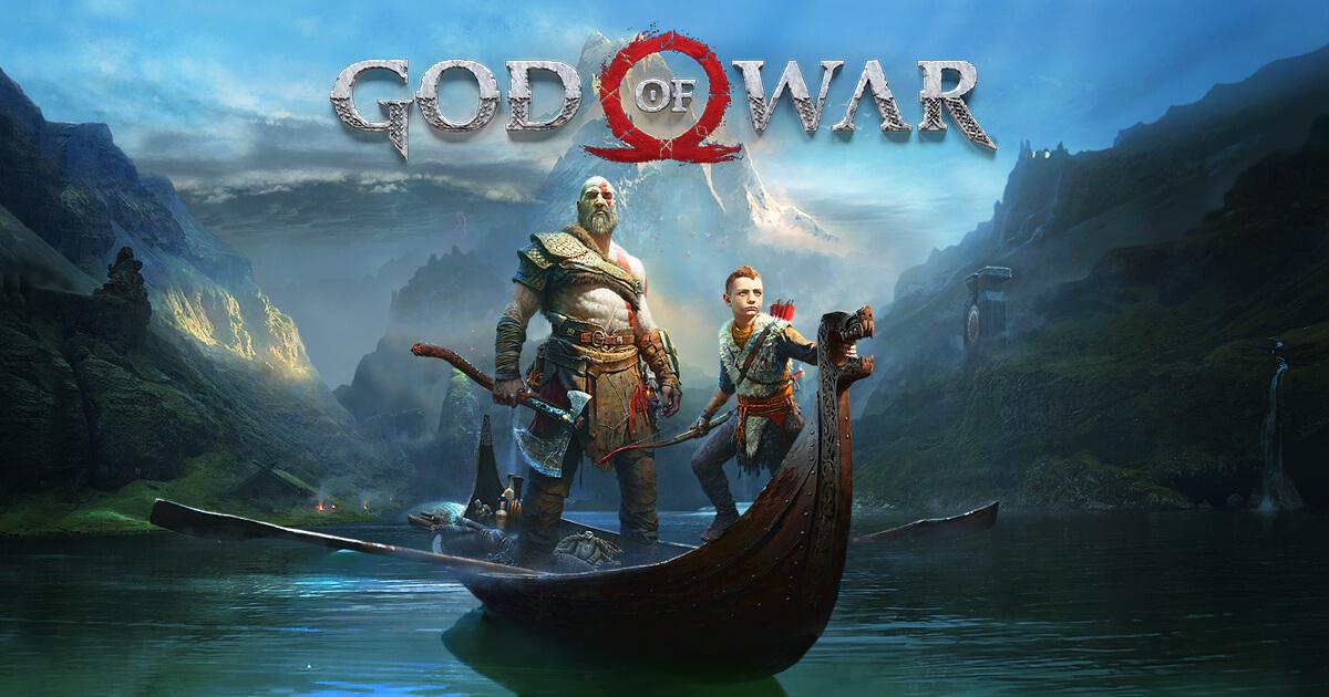 God of War - Best PlayStation 4 Game