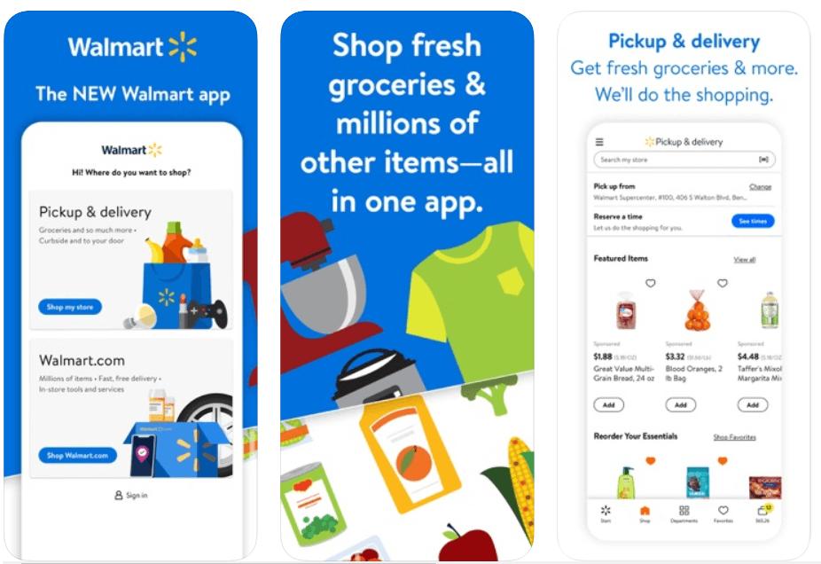 Walmart: Shopping & Grocery