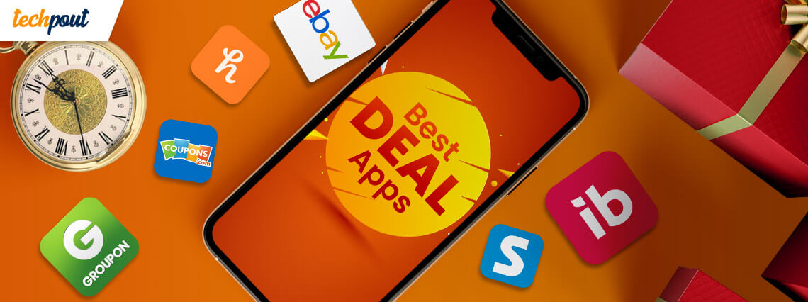 Best Deal Apps For Best Discounts in 2021