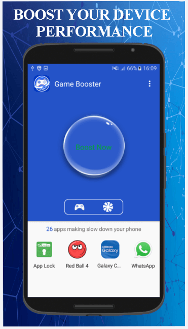 Game Booster 2019: Phone Cooler
