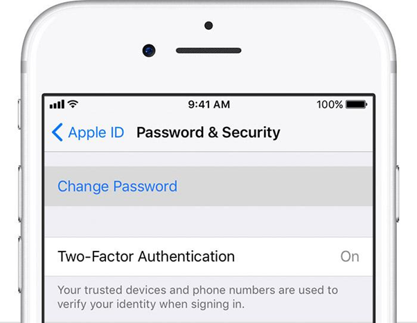 Reset Apple ID Password on an iPhone, iPad or iPod Touch