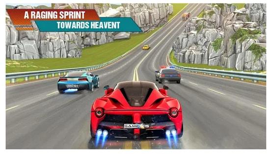Crazy Car Traffic Racing Games 2020