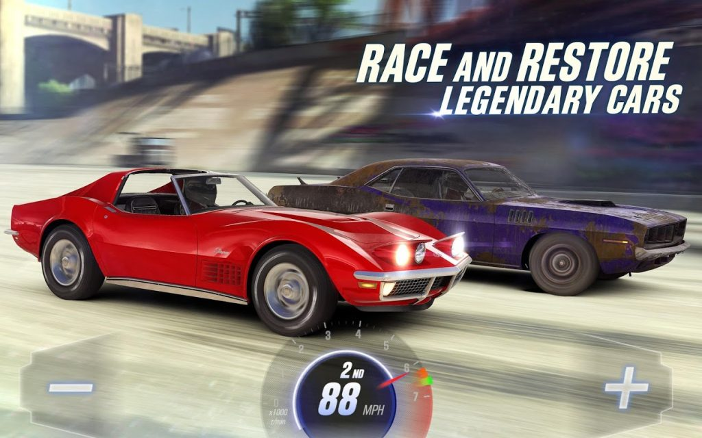 CSR Racing 2 - Best Racing Game