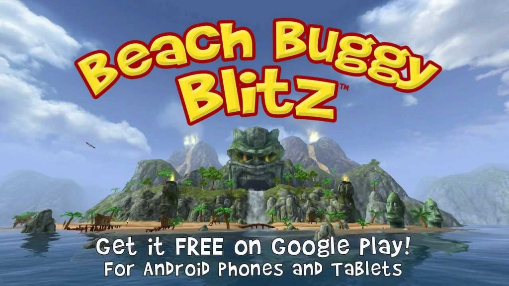 Beach Buggy Blitz - Offline Racing Game