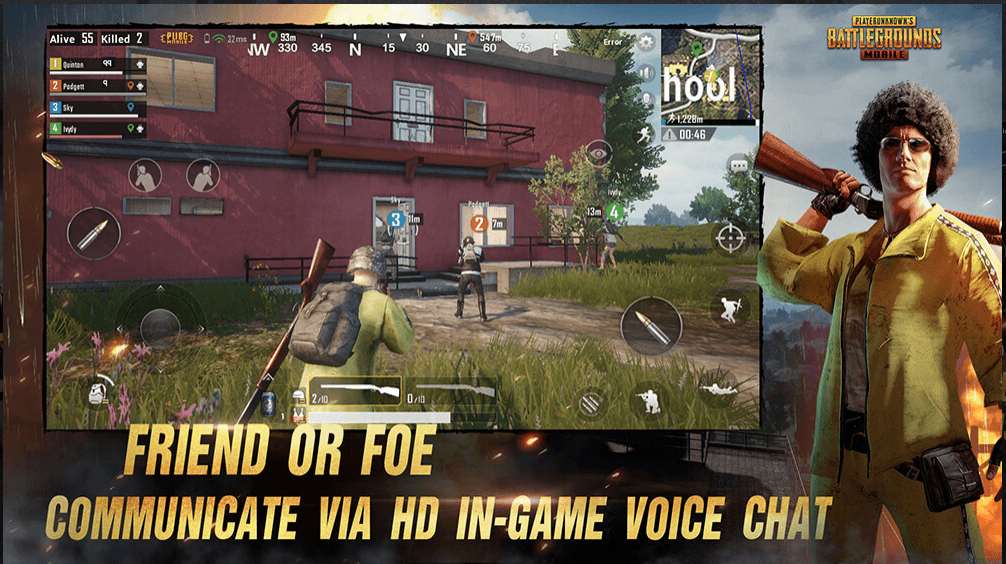 PUBG MOBILE - Best Android Multiplayer Game