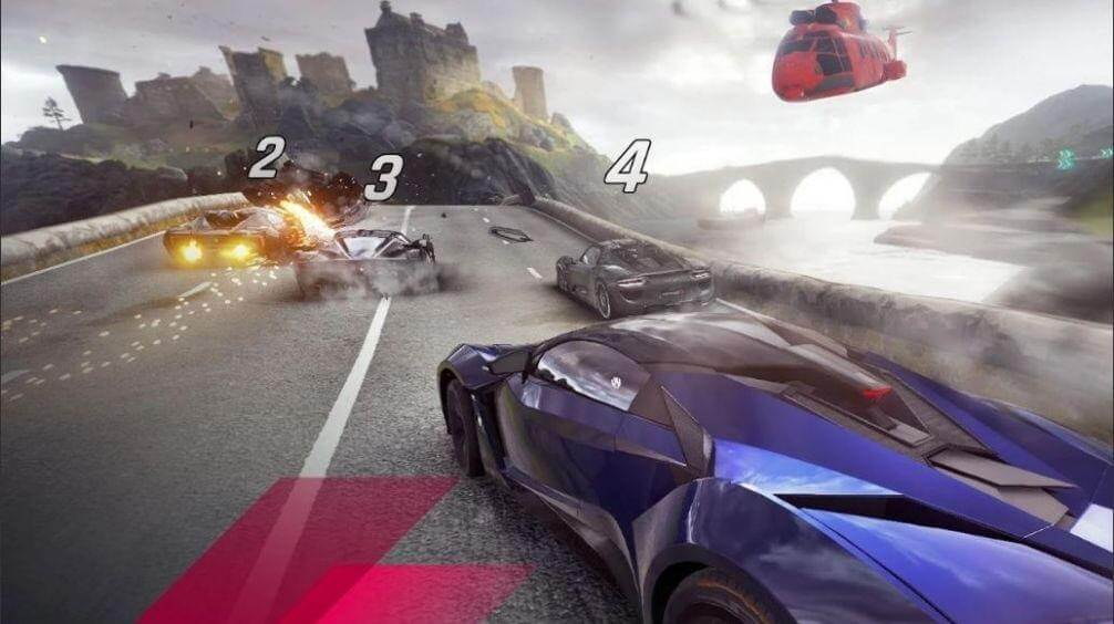 Asphalt 9: Legends - Best Android Multiplayer Game