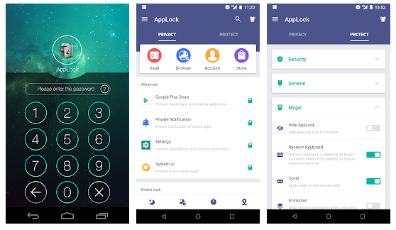 AppLock - Best Android Lock Screen App