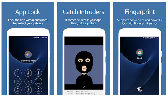 AppLock by SpSoft - Best Android App Locker