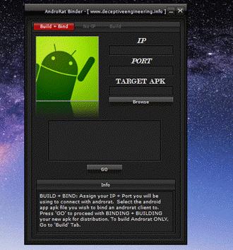 AndroRAT - Best Hacking App