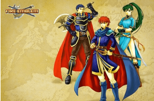 Blazing Blade - Best Fire Emblem Games