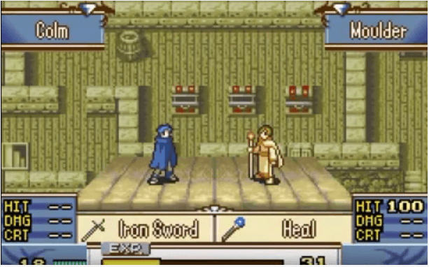 Sacred Stones - Best Fire Emblem Game