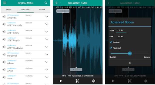 Cellsea - Best Ringtone Maker Apps