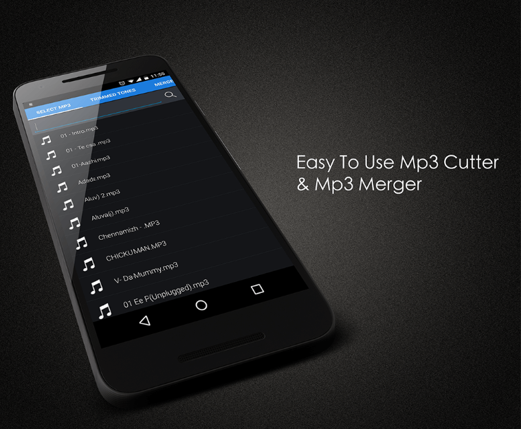 MP3 Cutter - Best Ringtone Maker Apps For Android