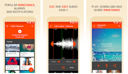 Audiko - Best Android Ringtone Maker