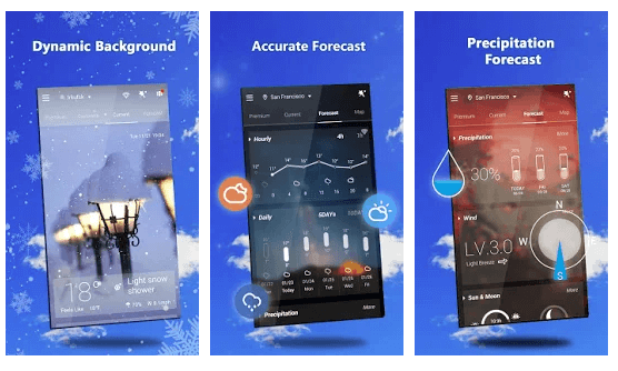 Go Weather - Best Free Weather Apps & Weather Widgets