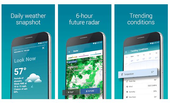 Weather Radar and Live Maps